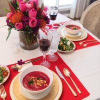 How to Host a Special Valentine's Date at Home