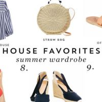 House Favorites: Summer Wardrobe Favorites