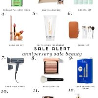 Sale Alert: Anniversary Sale Beauty