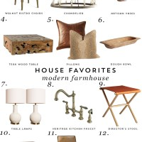 House Favorites: Modern Farmhouse