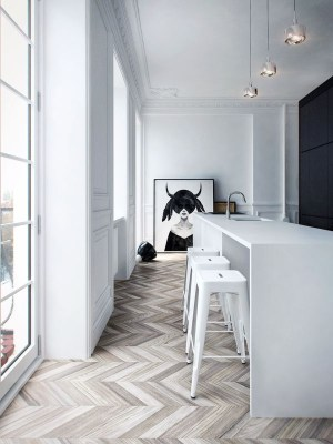 Herringbone-and-chevrons