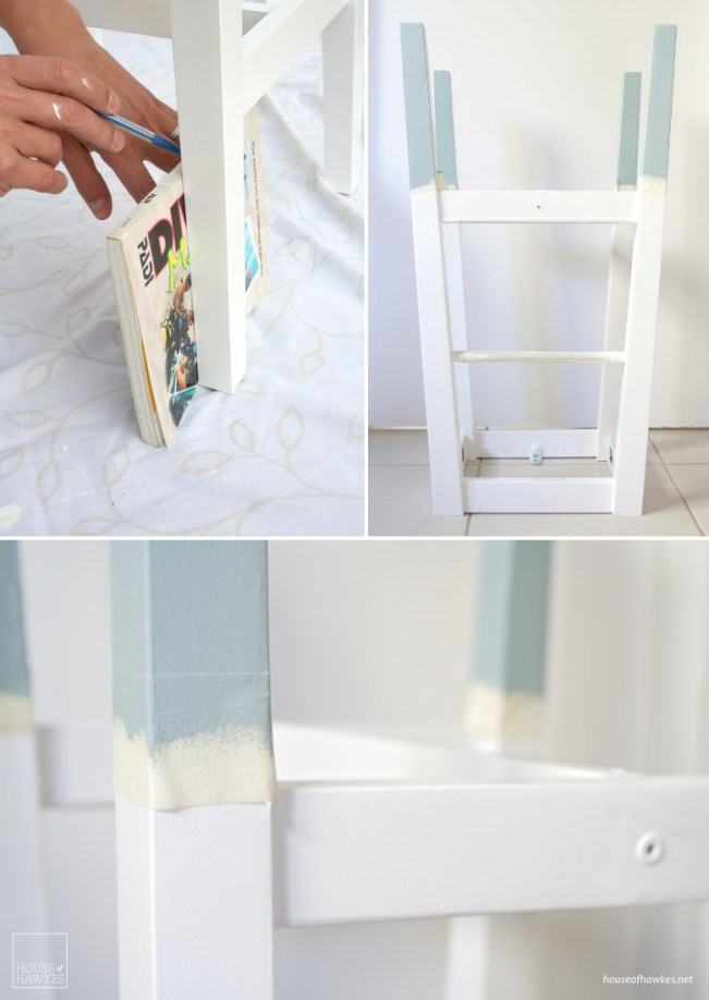 DIY-ikea-bar-stool-paint-dip