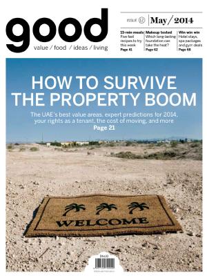 good magazine May 2014
