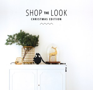 Christmas style: shop the look