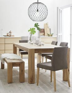 Dining and entertaining with Crate & Barrel