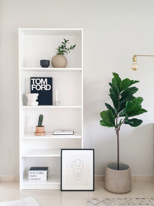 IKEA Billy bookcase hack