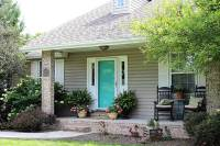 How To Paint A Front Door Without Removing It - House of ...