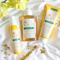 Blonde Hair Care with Klorane's Chamomile Range