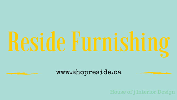 RESIDE FURNISHINGS