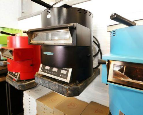Urbano Pizza ovens