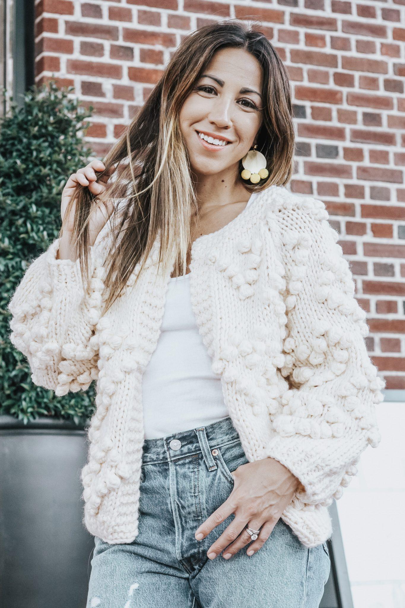 The cutest cardigan to buy now
