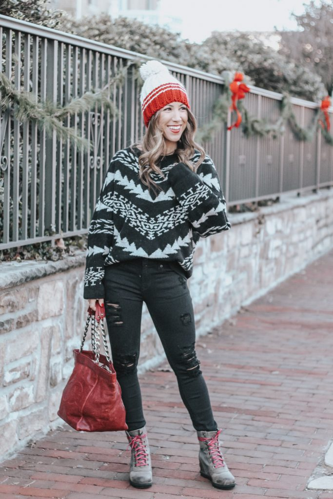 winter favorites at express