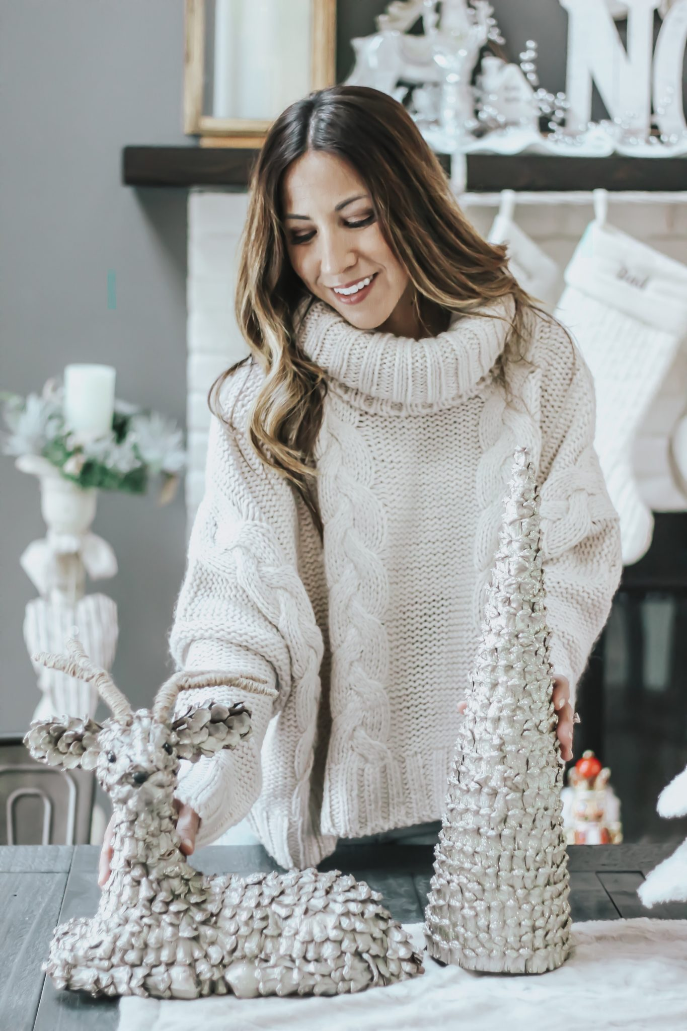 festive holiday home decor with stage stores