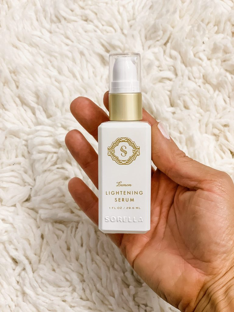 2 Must Have Skincare Products For Summer by top US beauty blog, House of Leo Blog: image of Art of Skin Care Sorella Apothecary Lemon Lightening Serum