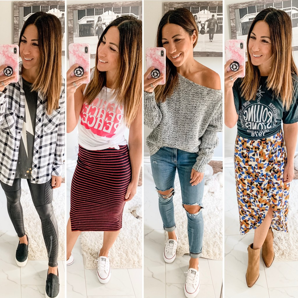 Evereve Labor Day Sale by top US fashion blog, House of Leo Blog