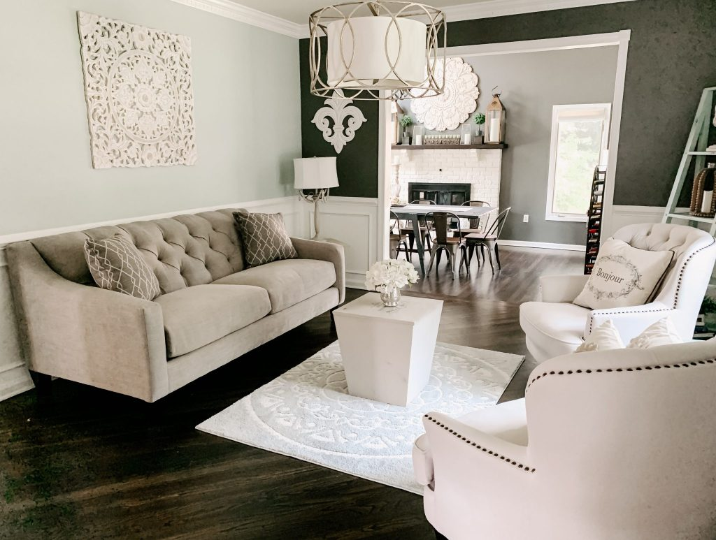 Our Furniture Makeover With Raymour, Raymour And Flanigan Living Room Sets
