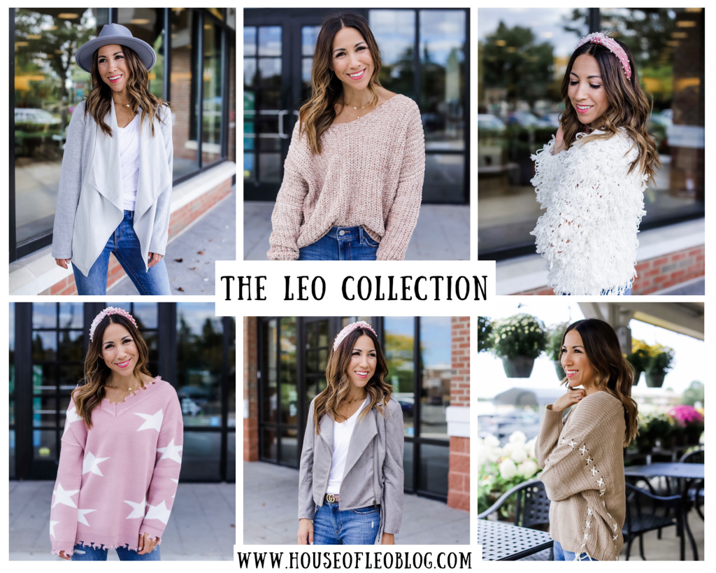 The Leo Collection New Additions 9/29 by top US fashion blog, House of Leo Blog