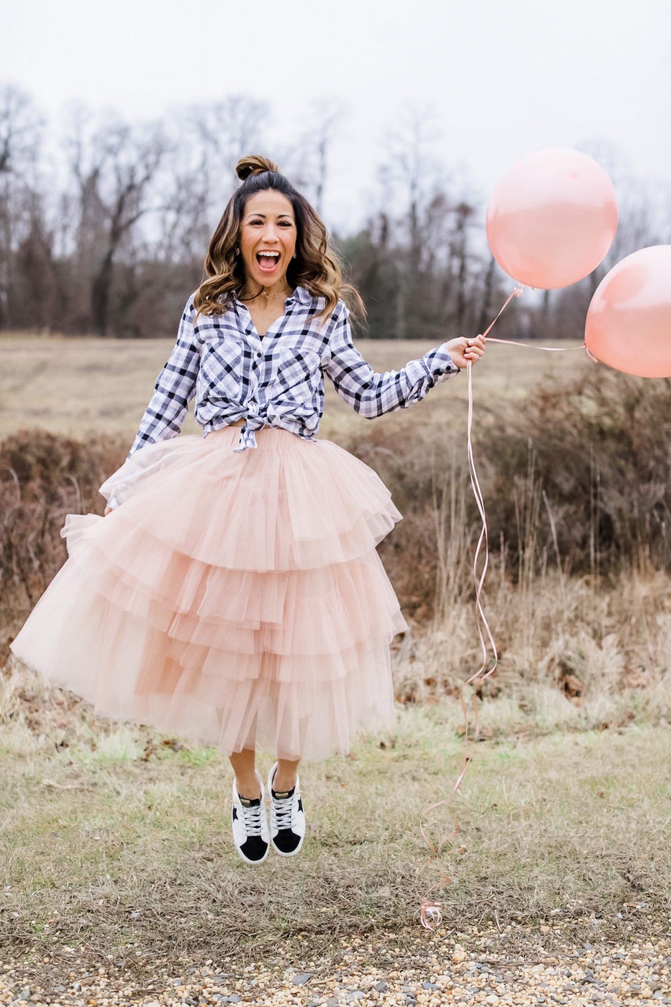 40 Things I Learned In My 30's by top US lifestyle blog, House of Leo Blog: image of 40th birthday photo shoot