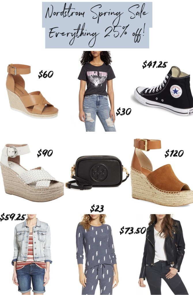 Nordstrom Spring Sale Picks by top US fashion blog, House of Leo Blog: Nordstrom spring sale picks