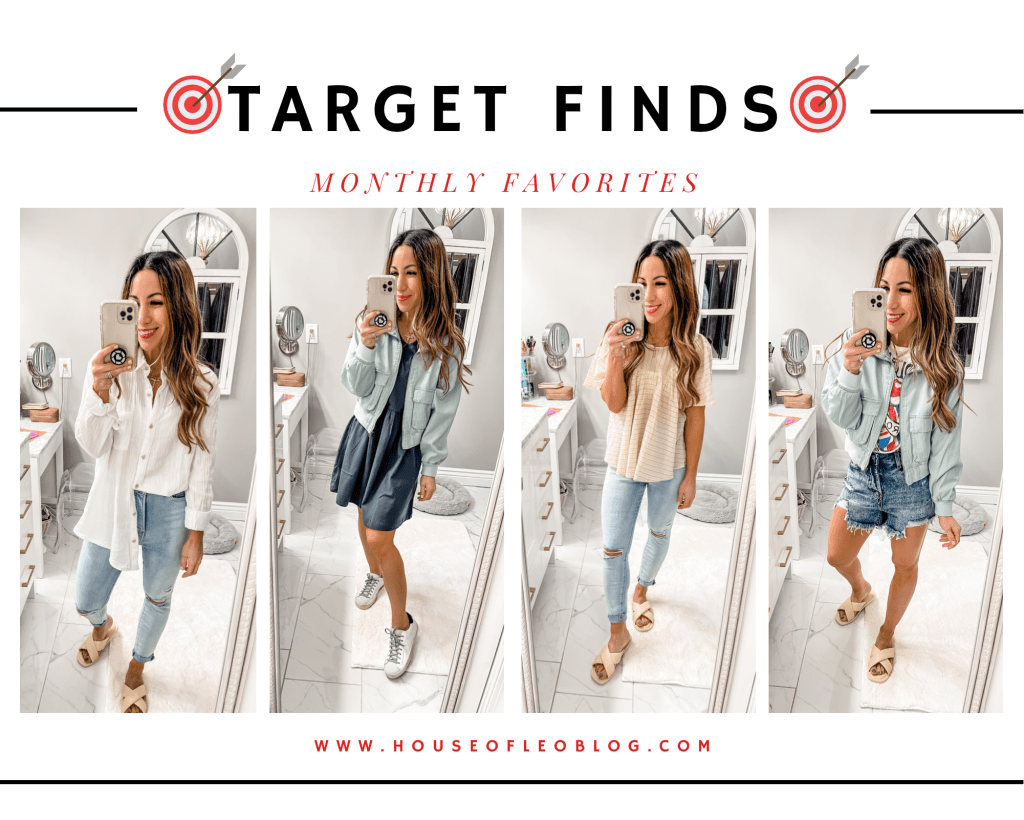 March Target Finds by top US fashion blog, House of Leo Blog: March Target finds