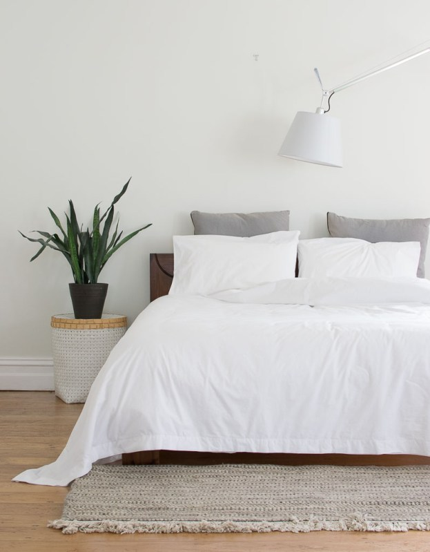 photo of house of march percale bedding