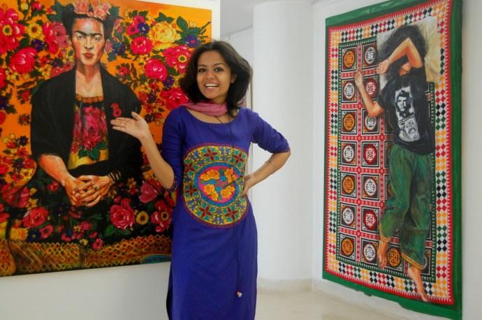 Summaiya Jillani: An Overnight Star from Pakistani World of Art