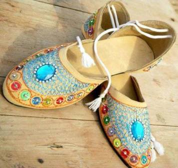 Khussa- The Delightful Footwear Created by Hand2