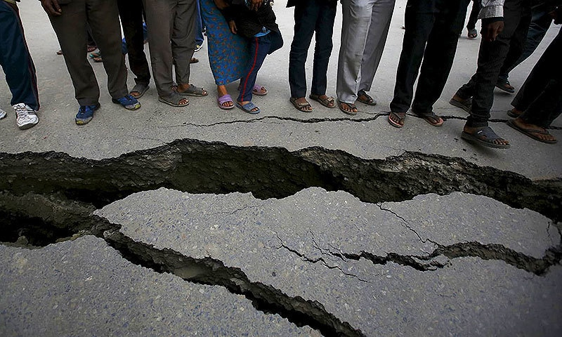 natural disasters, earthquake destruction, earthquake causes, bumps on roads