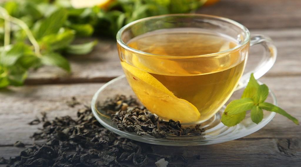 Qahwa, green tea, elaichi,