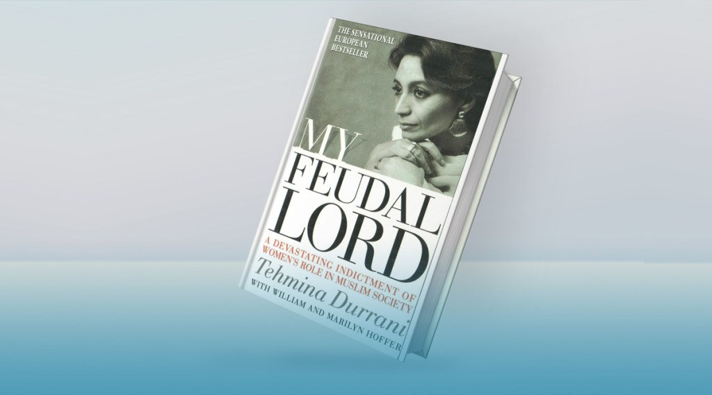 Pakistani woman, Ghulam Mustafa Khar, best seller book