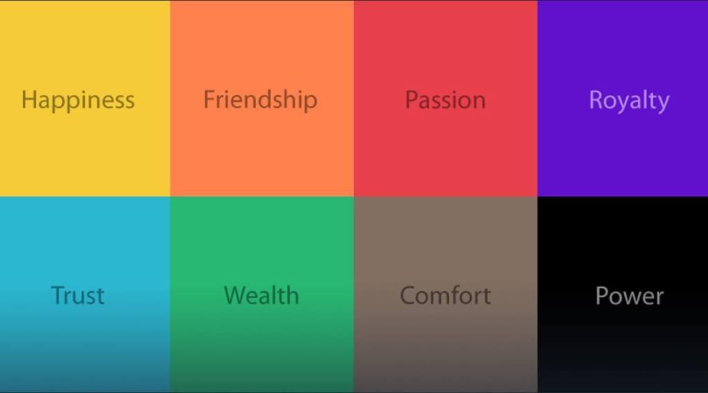 color psychology,