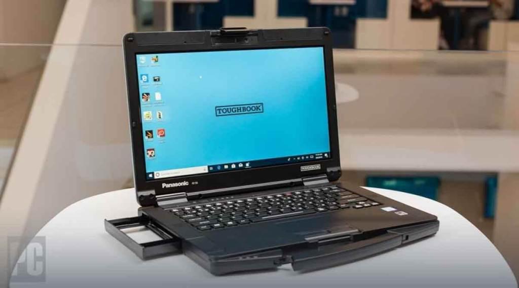 Panasonic Pakistan, rugged laptop, rugged machine