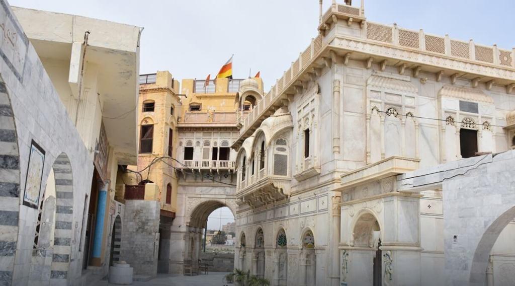 historical places, sindh, mandir