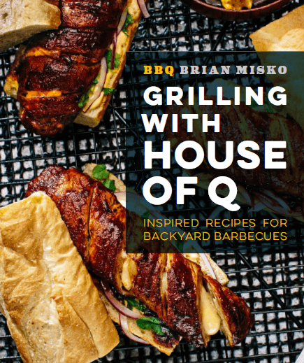 Grilling with House of Q