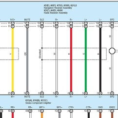 Toyota Head Unit Wiring Diagram 2000 Subaru Forester Radio 2010 Tundra Stereo D Data Common Signal Lines For The 2007 Forums Hyundai Tiburon Aftermarket