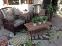 Summertime Time Refresh Patio Furniture