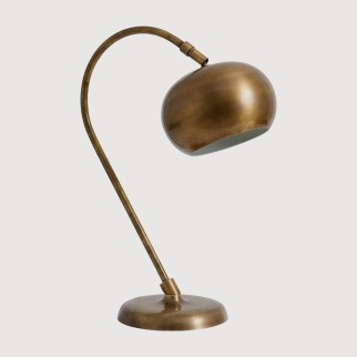 Brass Desk Lamp Danish Nordal