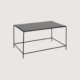 Black coffee table Nordal