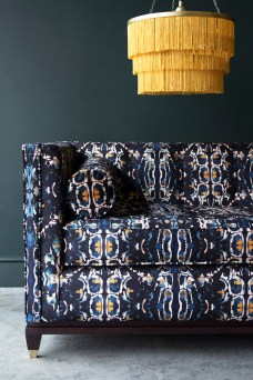 Anna Hayman x House of Sloane Siouxsie Sofa