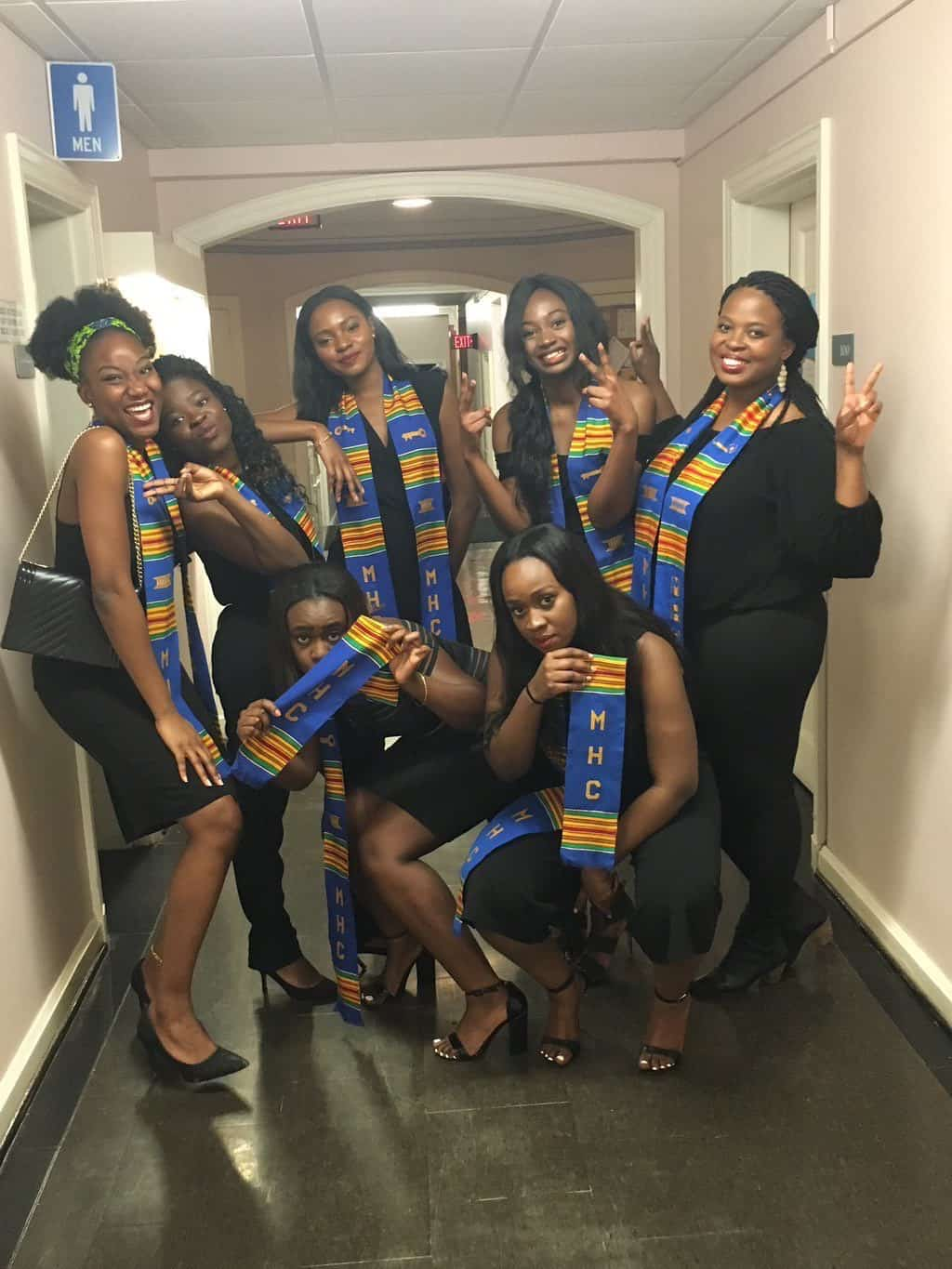 House of Stole  Customized African Kente Stoles For Your Graduation