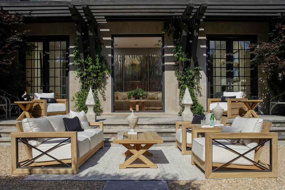 outdoor teak furniture charlotte nc