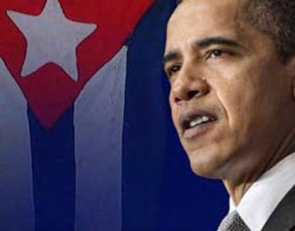 PRESIDENT OBAMA GOES TO HELL HOLE CUBA  //  The Daily Sunny