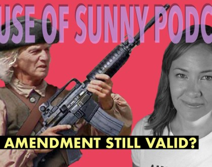 New Podcast! Ep 16 The History of the 2nd Amendment - Is it Still Ok to Own Guns?