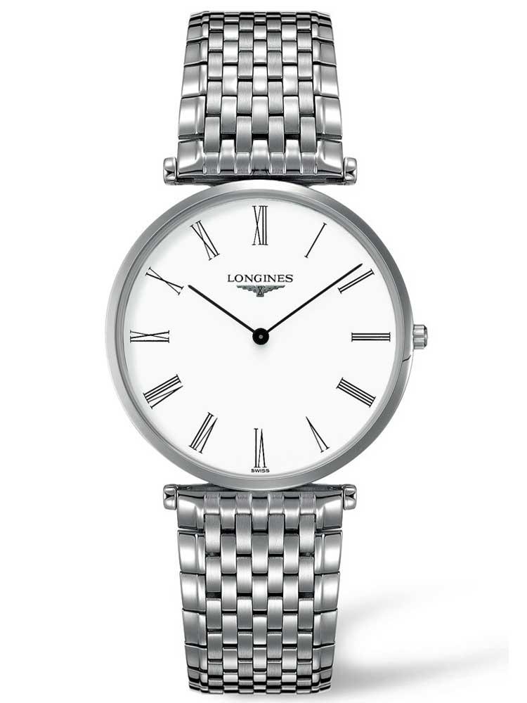 Longines La Grande Classique White Dial Bracelet Watch