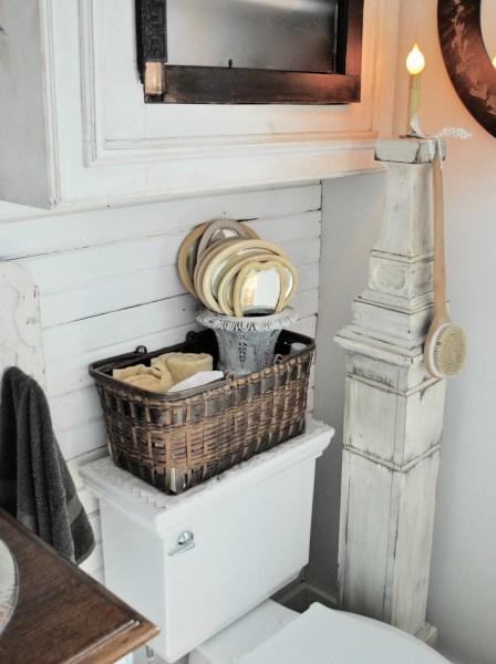 Bathroom Reveal Antique Celluloid Mirror Collection