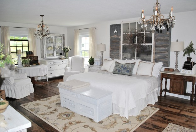 The Luxe Lifestyle Master Bedroom Reveal: Full Master Bedroom Reveal
