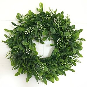 Small wreath for around a candle - direct link to Amazon - House on Winchester