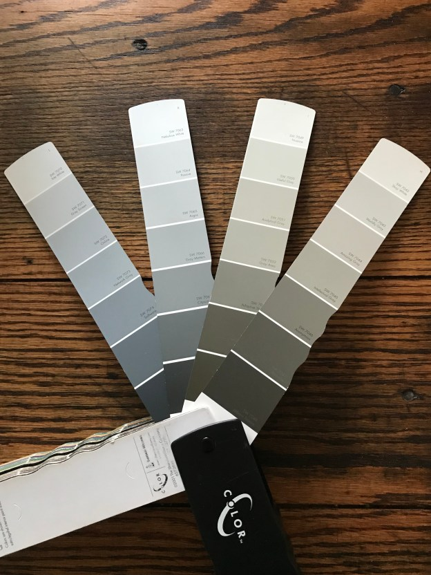 How to pick out the perfect paint color - House on Winchester