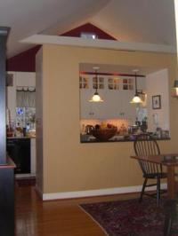 Living Room Accent Walls Open Kitchen Dining Room | Dining ...