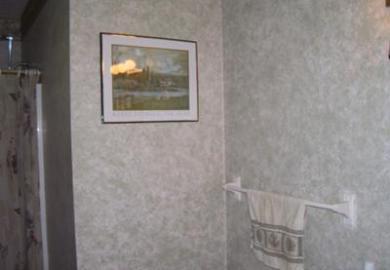 Wall Paint Techniques Bathroom